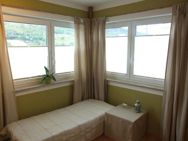 Geschmackvolle Unterkunft für 1 Person - Jena - House