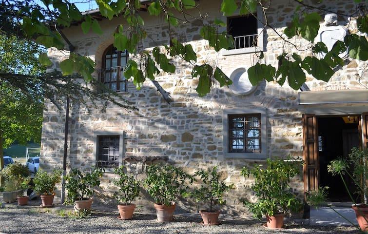 Villa Colline Firenze Mugello Tuscany Con Piscina