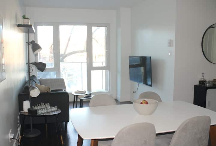 Appartement longue durée au Plateau Mont-Royal