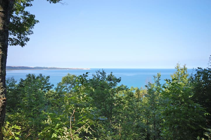 Stunning Lake Michigan from 2BR/2BA Homestead Condo in Glen Arbor! Acc: 6!