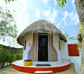 River Side | Bonga Hut | Udaipur