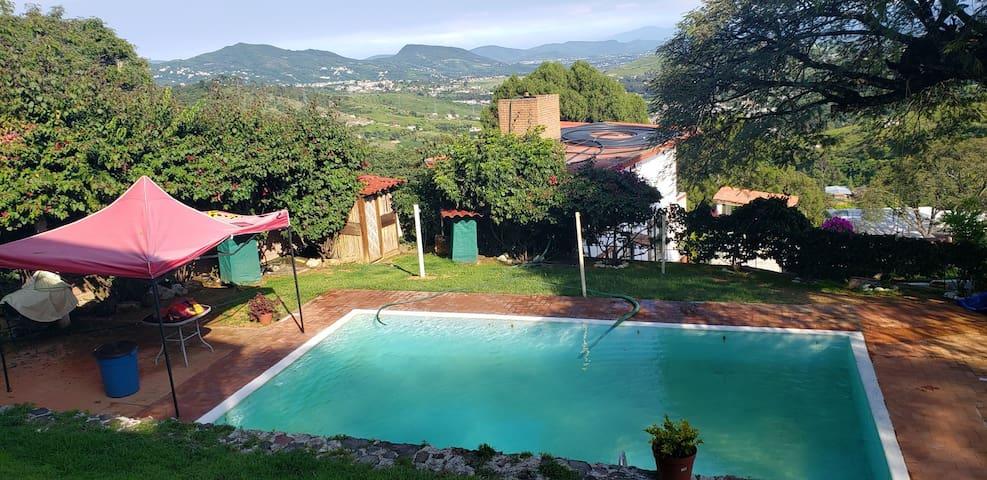 Hermosa Casa en la Montaña El Portezuelo