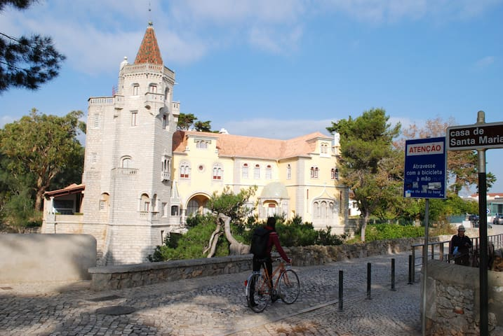 Friendly cities in the region that are worth a visit (by train) are Sintra and Cascais (on the photo)
