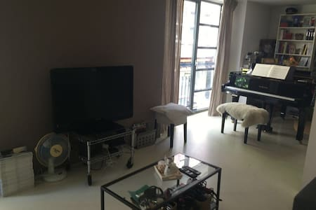 Beautiful apartment in the center of Amsterdam - 阿姆斯特丹 - 公寓