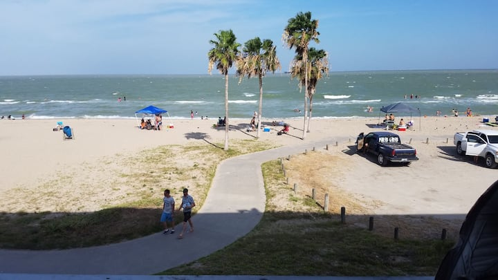 Perfect beach front rental in Corpus Christi