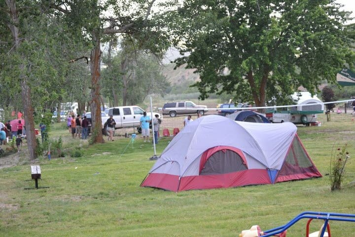 CampSp#3 Eclipse 40min N.of Boise on Payette River