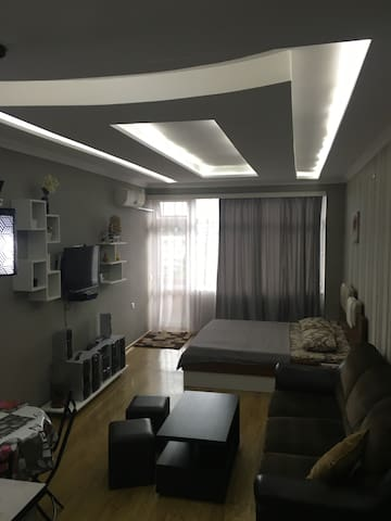 Zuras apartment kobuleti