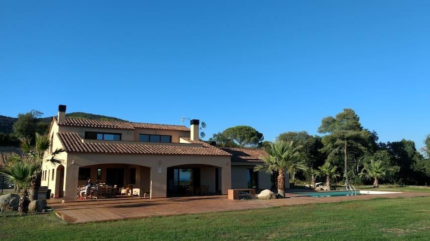 Can Mirador Catalonie - Sant Cebrià de Vallalta - Villa