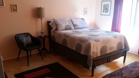 Convenient, comfy, quiet & private space - Towson