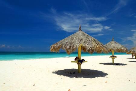 Eagle Beach, Aruba Condominium Resort