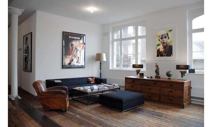 Great loft - Central Brussels