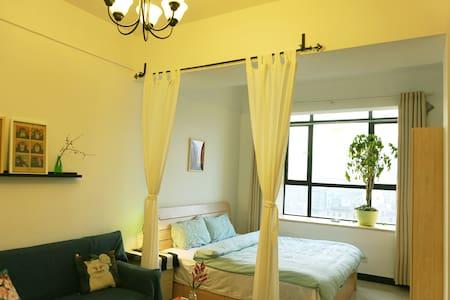 老租界/市中心/江汉路步行街地铁站/ 公寓A - 武汉 - 公寓