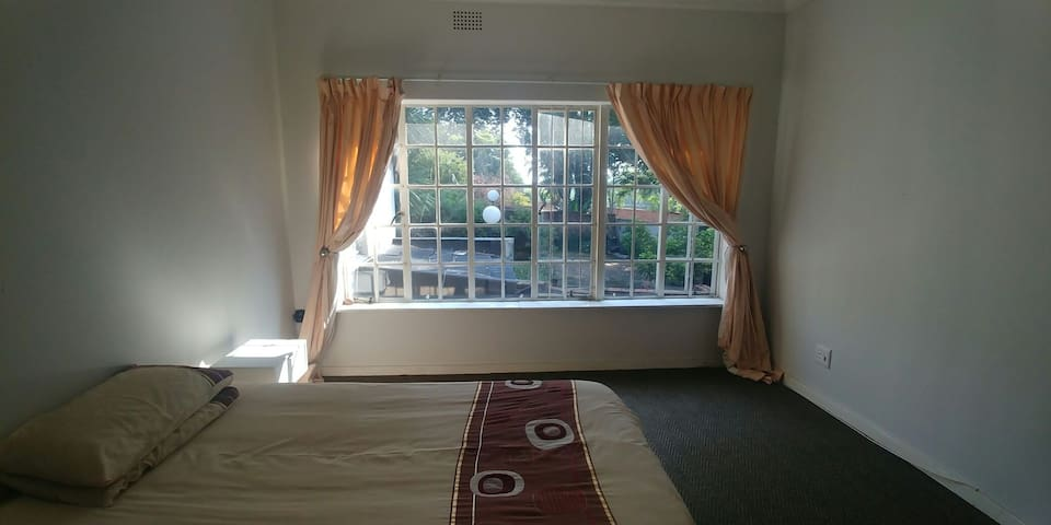 Simple Room in large house near Sandton