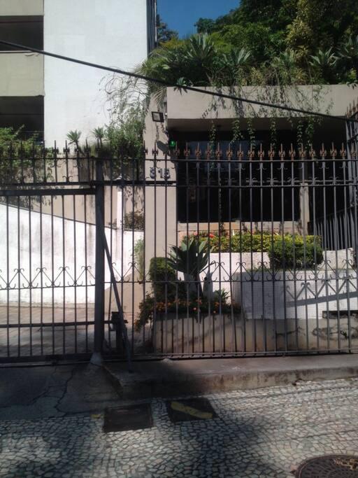 Portaria / Main Entrance