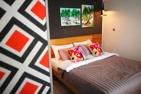 Cres, Art Orange Studio Apartment65, Croatia