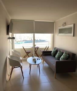Departamento nuevo en zona turística de Coquimbo