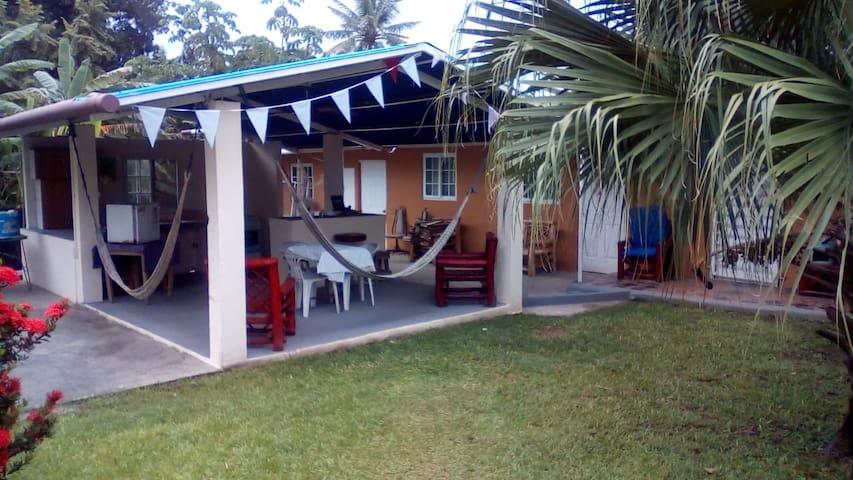 El Palmar, San Carlos Beach - hostal