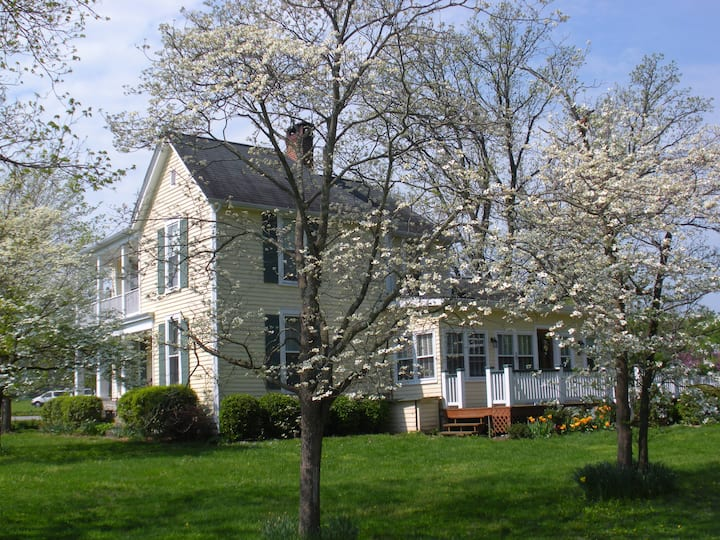 Homeplace B&B in Wilmore