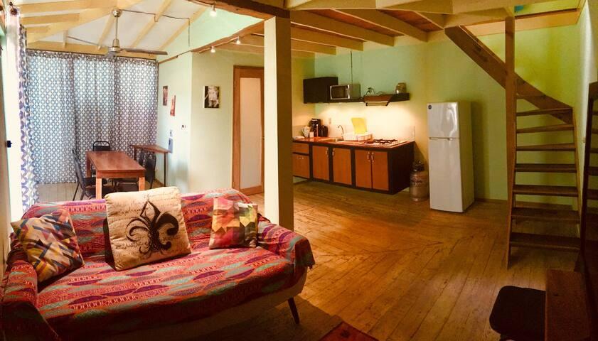 Casa Max, apartamento centrico en Isla Colon.