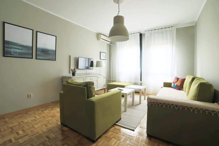 Belgrade Sea Apartment - Ada