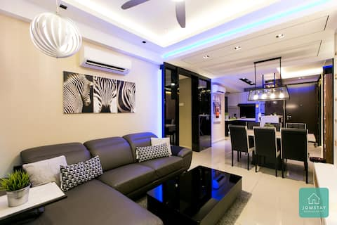 JOMSTAY - Majestic Premier Suite 1 (Ipoh Town)