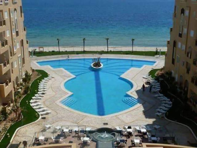 Résidence N°1 en Tunisie. Bungalow haut standing