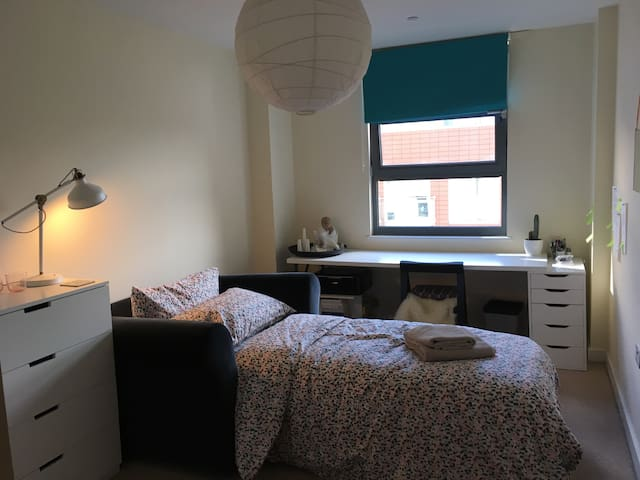 Lovely Spare Bedroom in Shoreditch - close to City