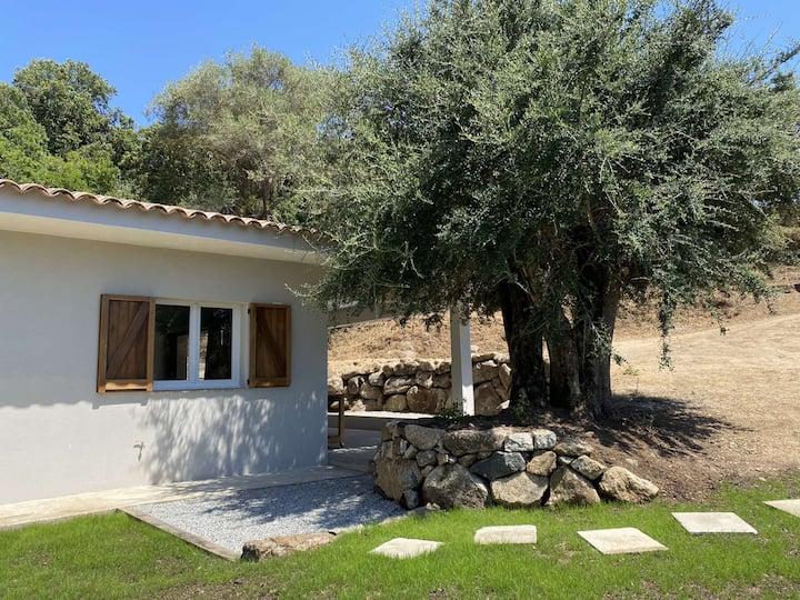 Mini villa au coeur de la campagne sartenaise