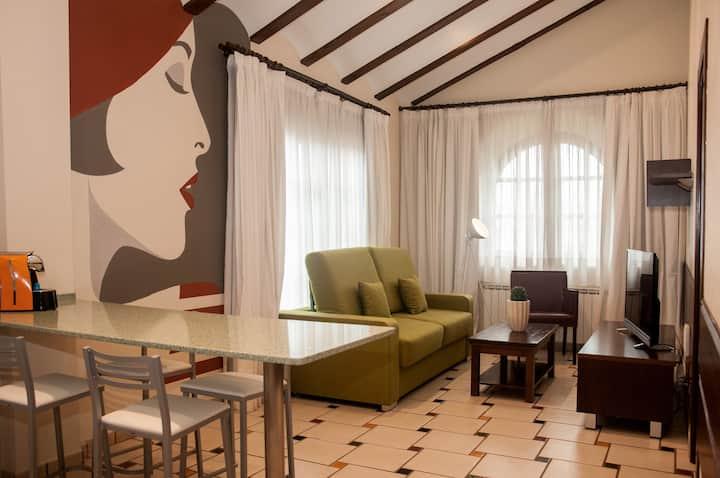 Apartamentos Costa Esmeralda - Apartamento con terraza y vistas al mar T. Alta