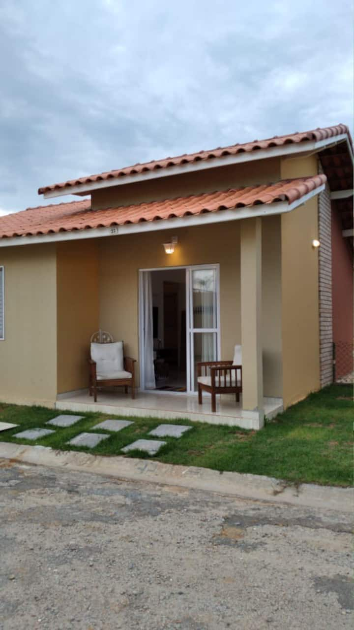 Chalé em Mairinque - Condomínio Catarina Home Club