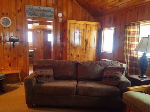 Brassua Lake Camps, Cabin #4