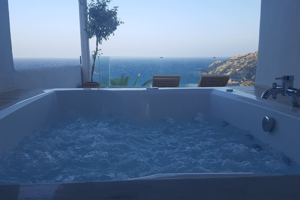 View from Jacuzzi!