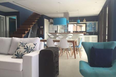 Casa Condomínio em Juqhehy - Praia de Juqueí - บ้าน