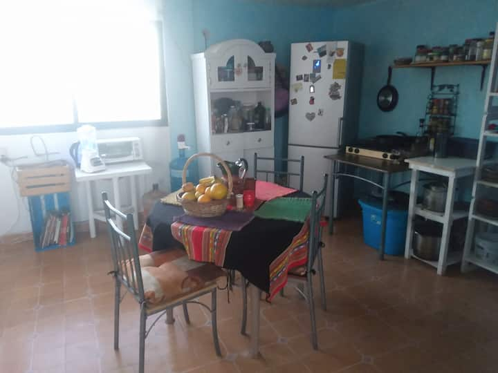Spacious cozy apartment in the center of Amealco