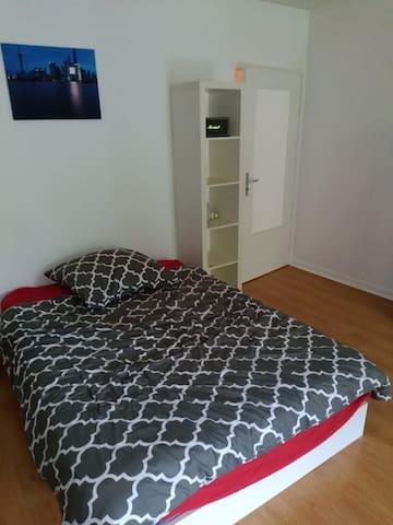 Ruhige Wohnung mitten in Bonn-Beuel