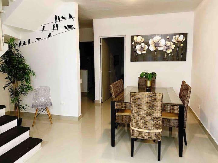 Casa Vista Hermosa ideal para familias en Cancún