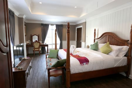 The Orchid House 153 Junior Suite - Bangkok - Bed & Breakfast