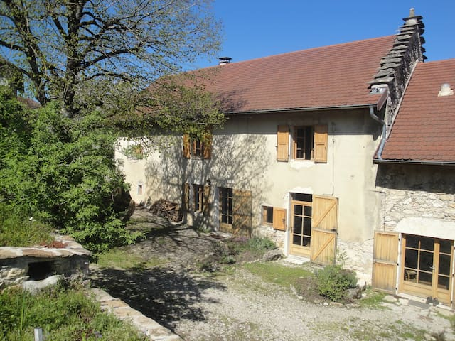 Eco friendly self catering cottage - Saint-Bois - Casa