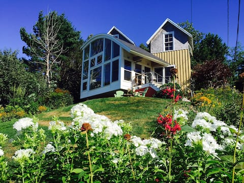 """""""The Cottage"""" on Peaks Island"""