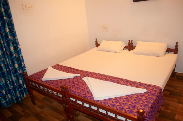 Standard Deluxe Double Room Non A/c