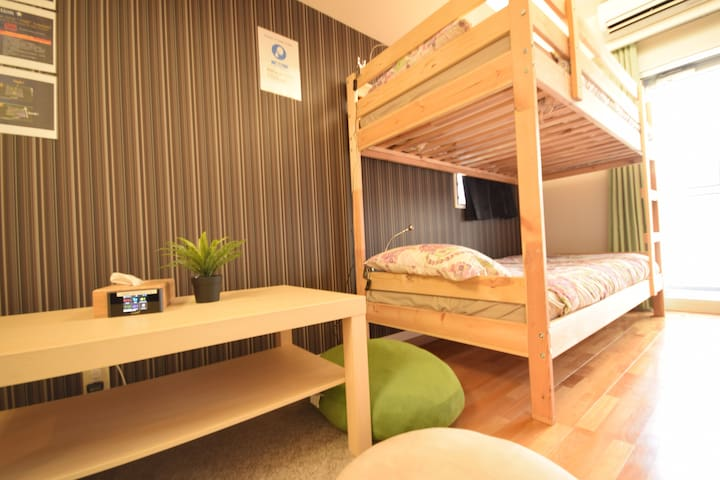 【4】Near Tokyo Skytree and station!!2Wifi offer! - Sumida-ku - Apartment