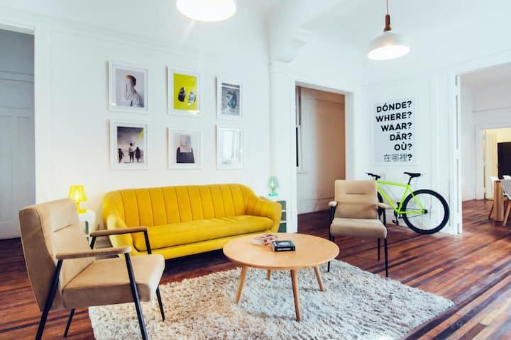 Not Found Hostel - Habitación cuádruple compartida