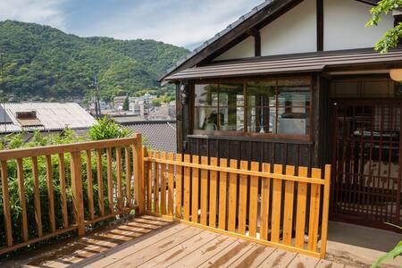 鞆猫庵 Tomonyahn House Nice sea view apartment