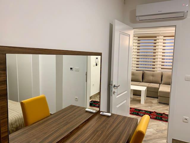 """Apartment 2 """"Una""""  (Apartment size: 40m2, Maximum occupancy: 5)"""