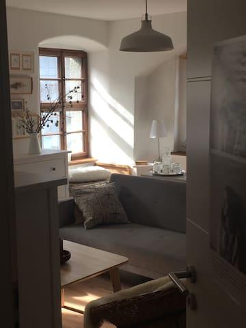 Kleines Zimmer im Herzen Erfurts - Erfurt - Lägenhet