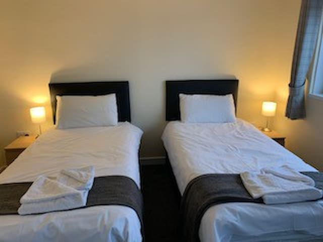 Uist Travel Accommodation Limited flat 1