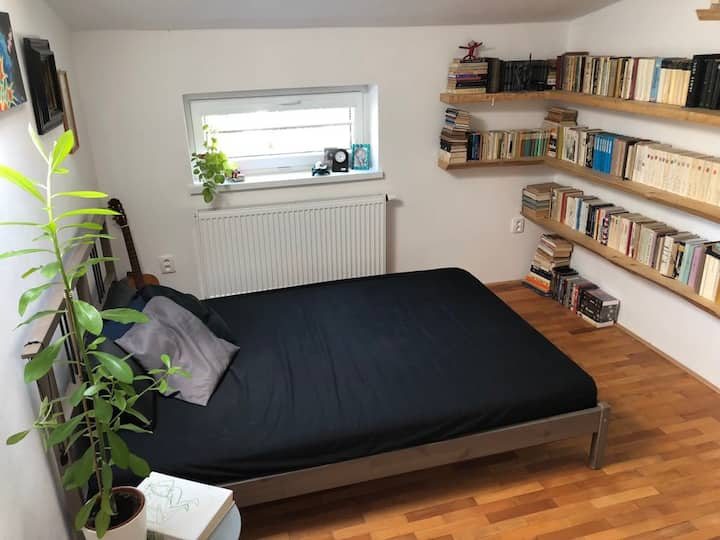 Cozy room for 1-2 close to the city centre