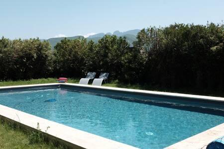Maison de village au pied du Vercors, Drôme Valley - Charpey - 一軒家