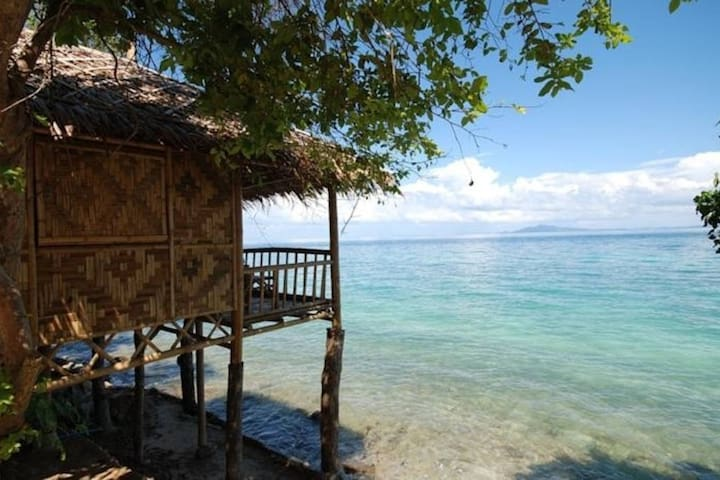Bamboo Bungalow - Beach Front Sea View - Ao Nang - (ukendt)