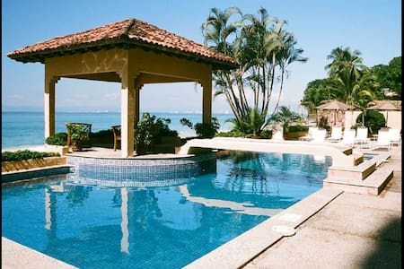 Luxurious beachfront condo in Puerto Vallarta - Puerto Vallarta - Wohnung